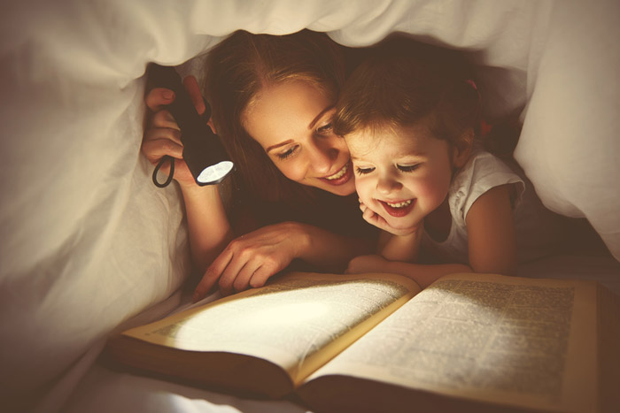 Importance of Storytime Before Bed For Kids